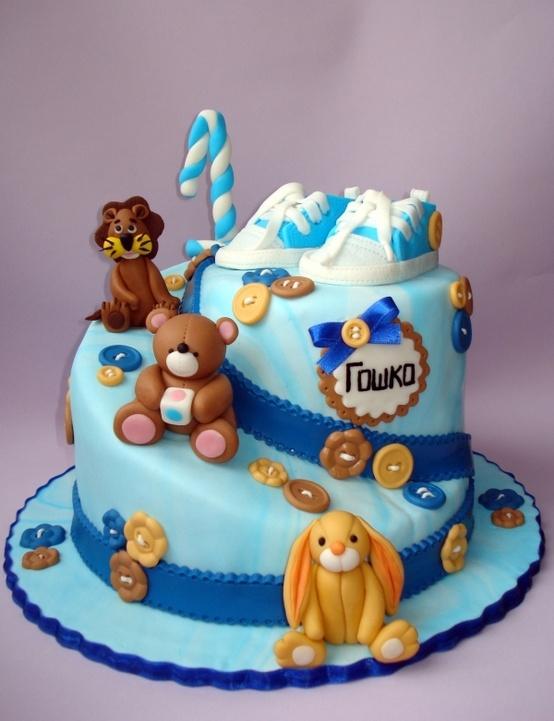 Marvelous 9 Cute Boy 1St Birthday Cakes Photo Boys 1St Birthday Cake Baby Birthday Cards Printable Nowaargucafe Filternl