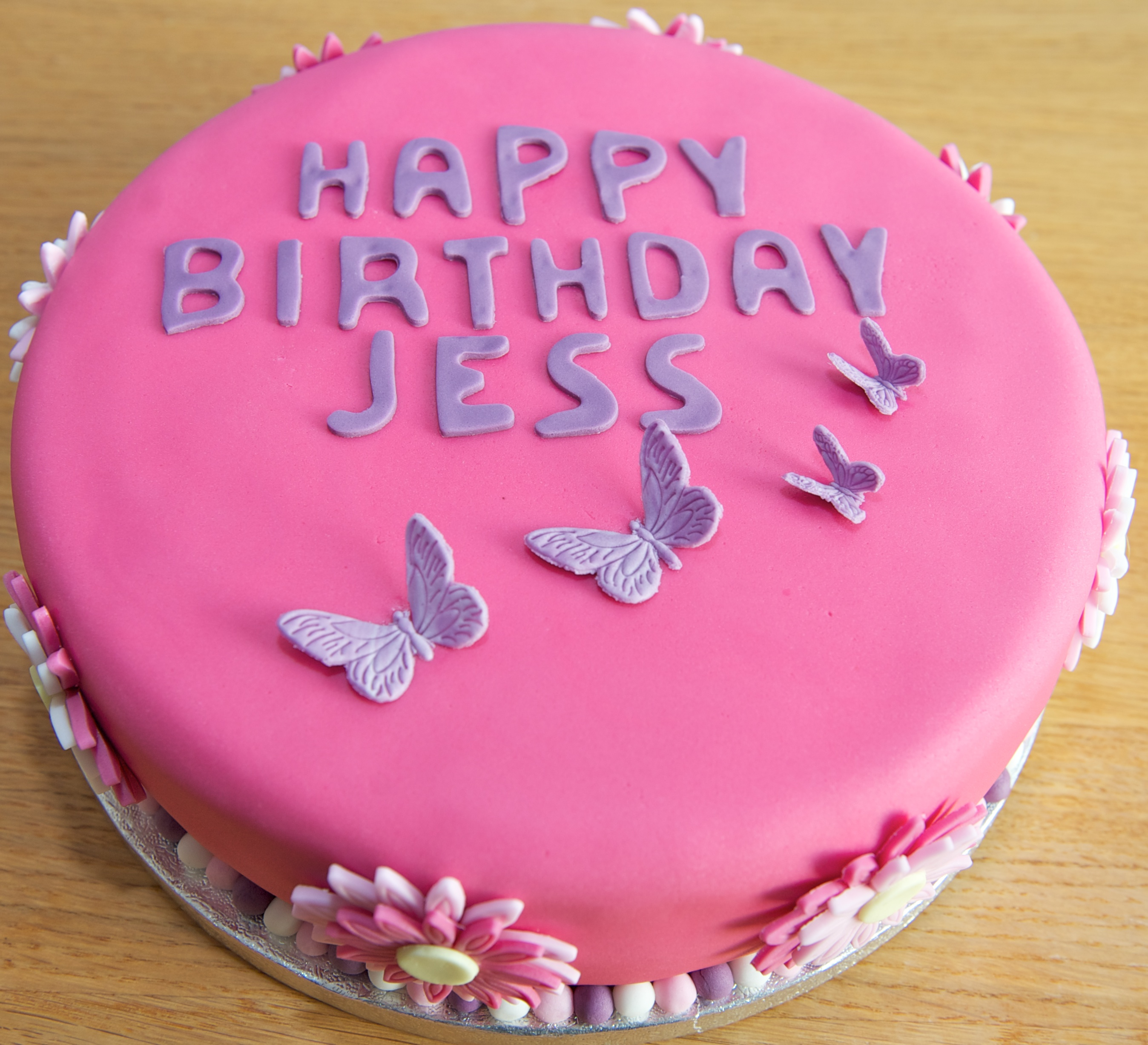 Awesome 10 Yessica Birthday Cakes Photo Happy Birthday Jessica Cake Funny Birthday Cards Online Alyptdamsfinfo