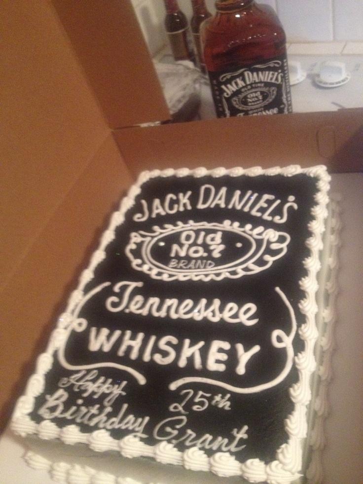 Jack Daniels Birthday Cake Jack Daniels Birthday Cake Jack Daniels