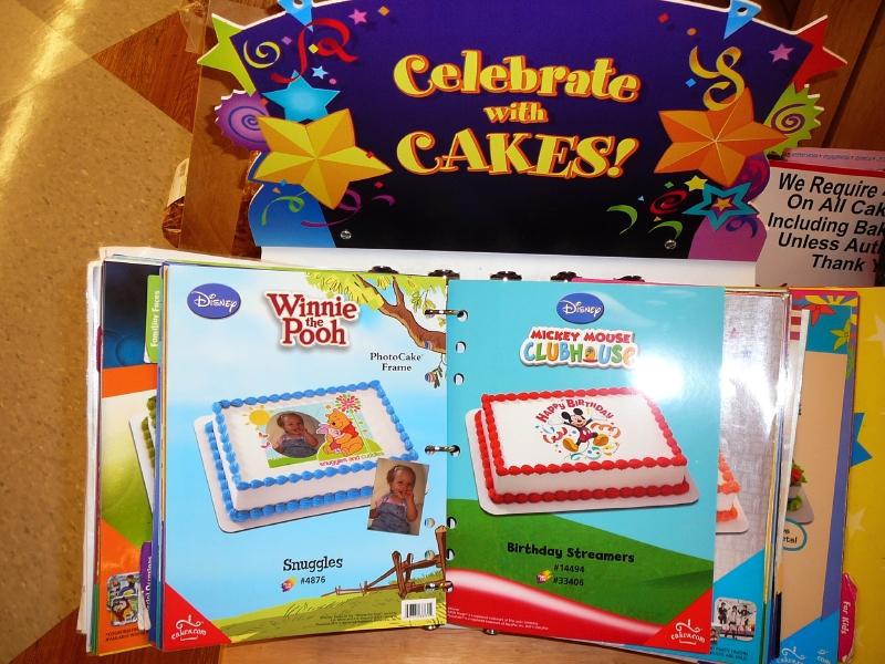 Astonishing 9 Kroger Birthday Cakes Catalog Photo Walmart Bakery Birthday Birthday Cards Printable Benkemecafe Filternl