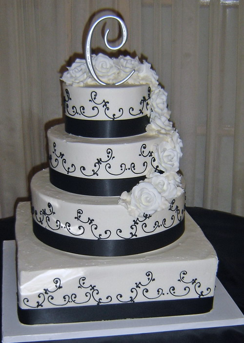 Kroger Bakery Wedding Cake Design