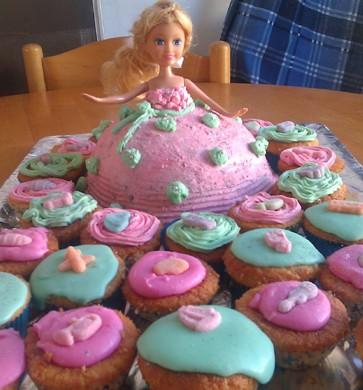 Quick And Easy Birthday Cake