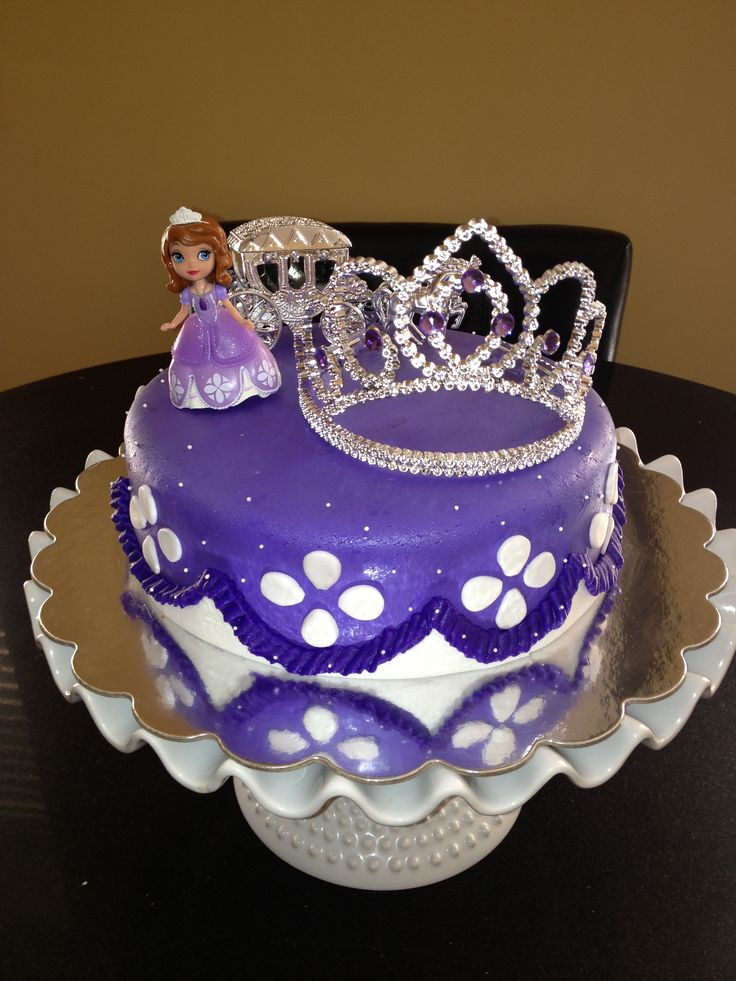 9 Sofia The First Cupcakes From Wegmans Photo Sofia The First