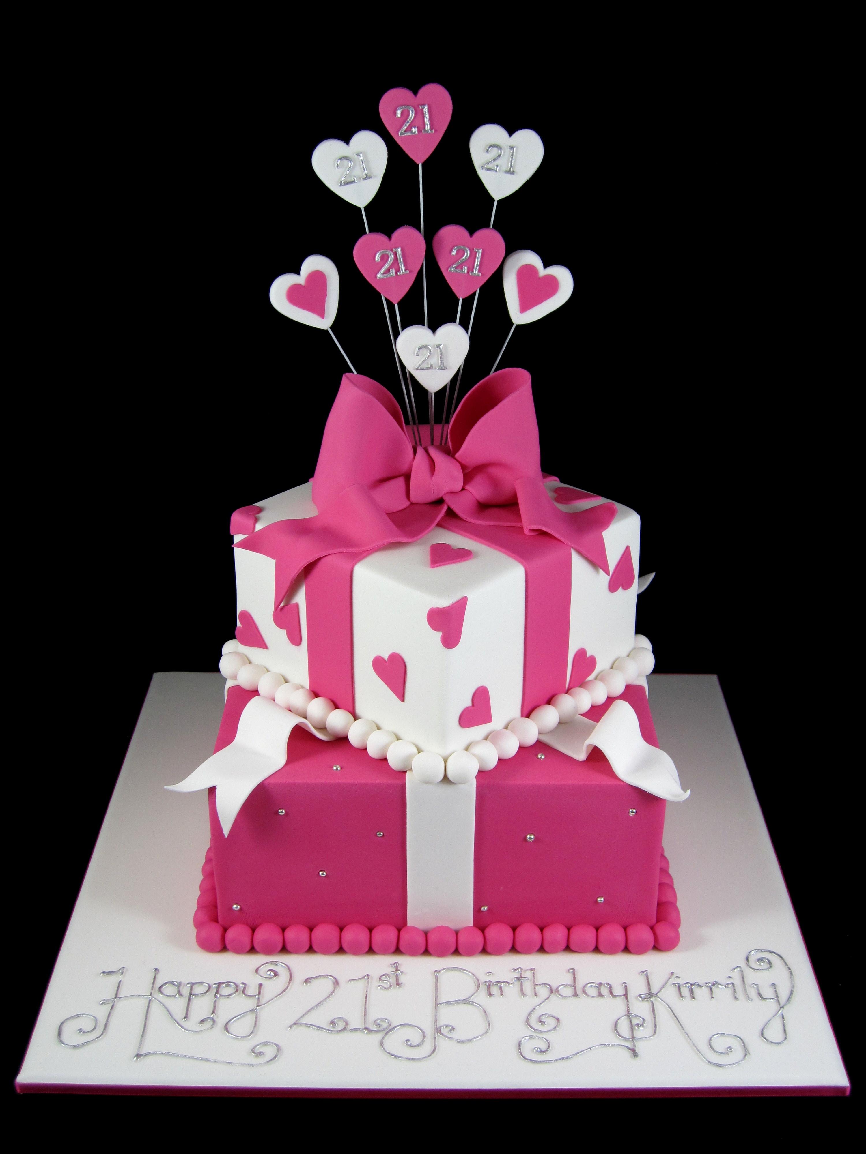 Tremendous 10 Unique 21St Birthday Cakes Photo 21St Birthday Cake Idea Personalised Birthday Cards Xaembasilily Jamesorg