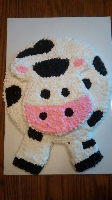 Remarkable 9 Cow Head Cakes Photo Cow Birthday Sheet Cake Cow Head Funny Birthday Cards Online Overcheapnameinfo