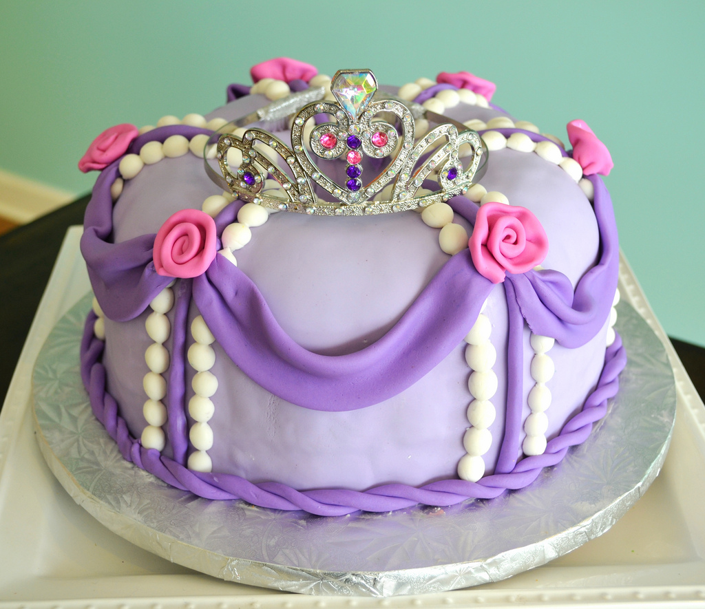 Wondrous 9 Disney Princess Sofia Birthday Cakes Photo Disney Princess Funny Birthday Cards Online Inifodamsfinfo