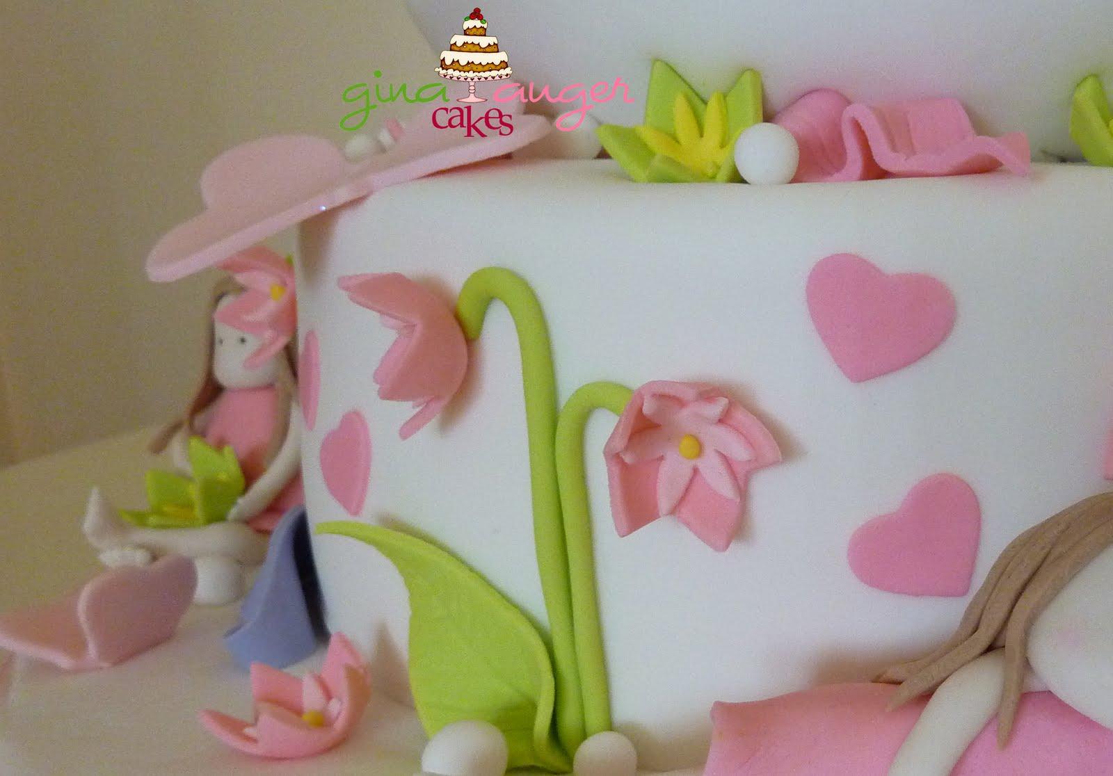 12 Little Girl Bday Cakes Photo Little Girls Birthday Cake Little