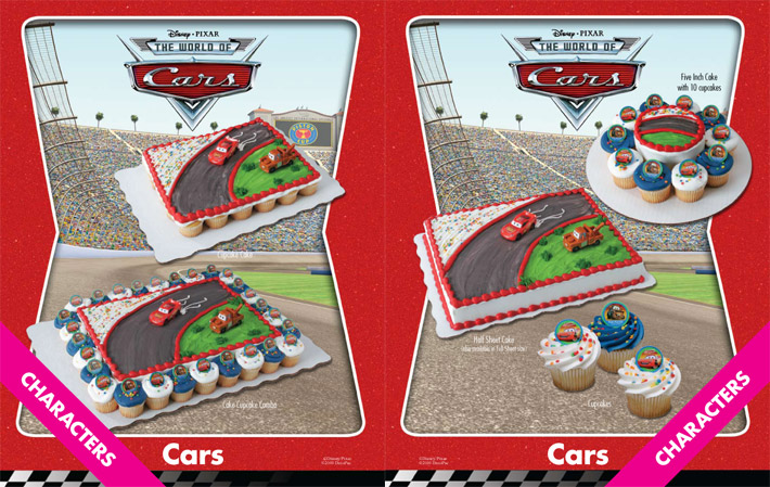 11 Sam S Club Cakes Designs Cars Photo Sam S Club Bakery Birthday