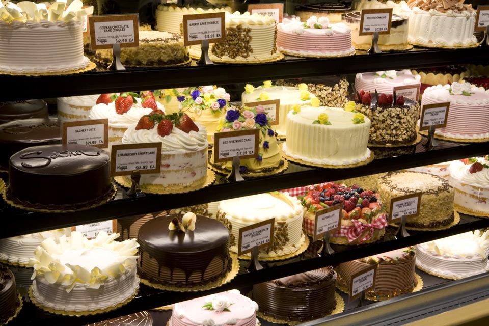 Shop Bakery Birthday Cake