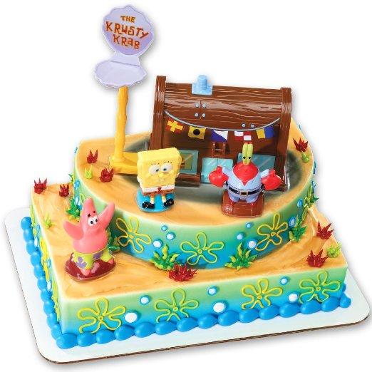 Fantastic 10 Big Y Sheet Cakes Spongebob Photo Spongebob Squarepants Cake Personalised Birthday Cards Arneslily Jamesorg