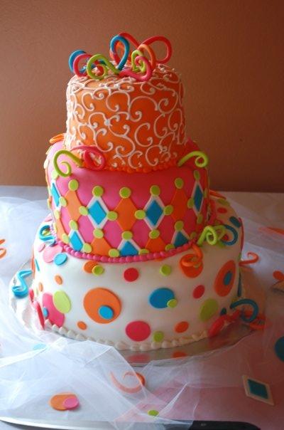 Miraculous 11 Orange And Green Birthday Cakes Photo Orange And Green Funny Birthday Cards Online Alyptdamsfinfo