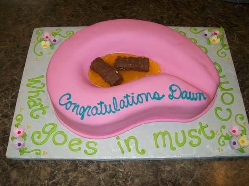 Funny Nursing Graduation Cakes