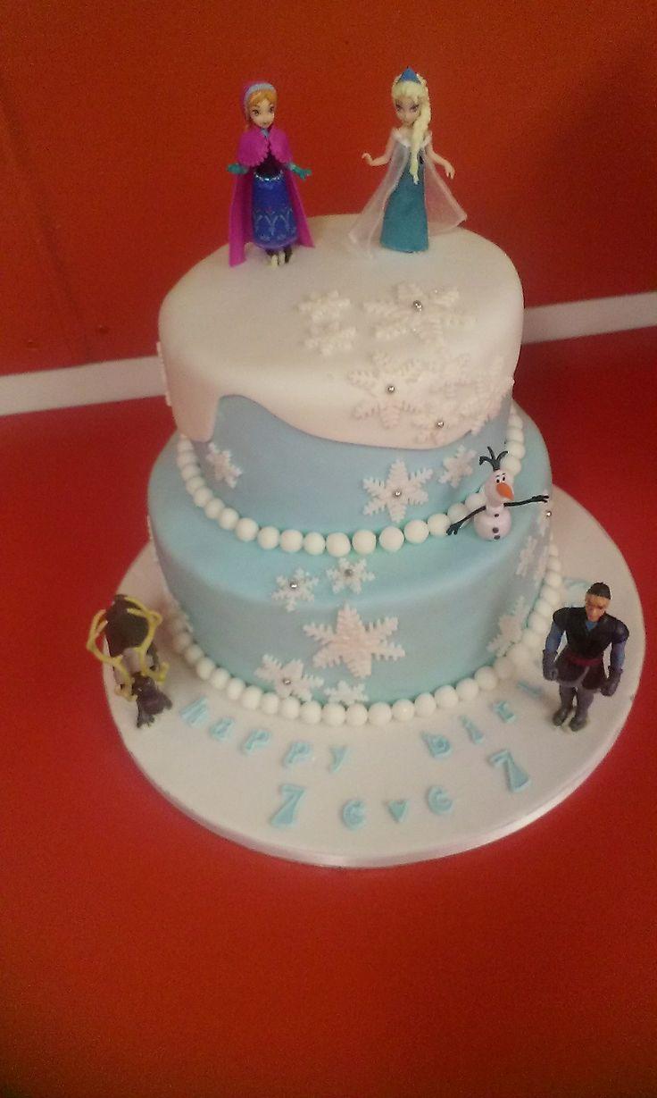 11 7th Birthday Cupcakes Photo Happy 7th Birthday Cake 7th