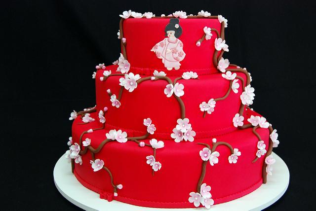Marvelous 7 Japanese Style Birthday Cakes Photo Japanese Strawberry Funny Birthday Cards Online Inifofree Goldxyz