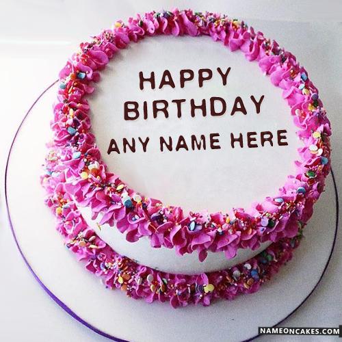 10 Simple Easy Birthday Cakes Photo Simple Birthday Cake Simple