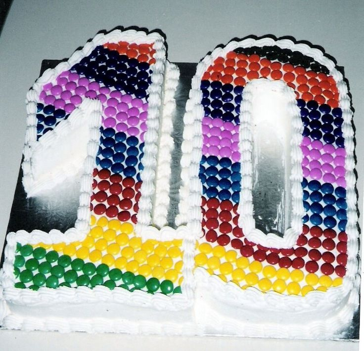 10 Year Old Cake Ideas