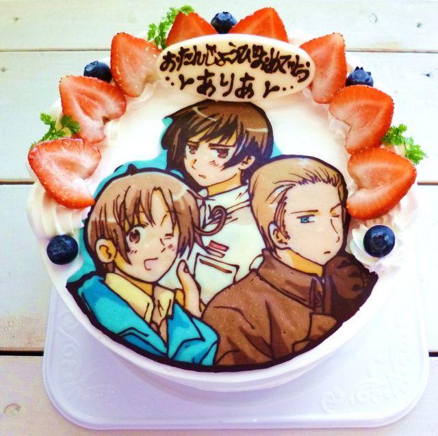 Terrific 8 Funny Anime Boy Cakes Photo Tokyo Ghoul Happy Birthday Anime Funny Birthday Cards Online Unhofree Goldxyz