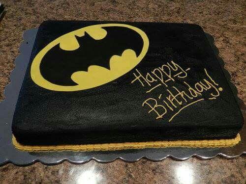 Remarkable 7 Justin Batman Birthday Cakes Photo Batman Birthday Cake Birthday Cards Printable Opercafe Filternl