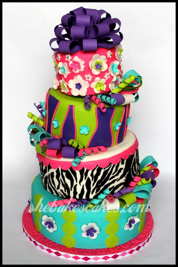 Strange 11 Crooked Birthday Cakes For Girls Photo Birthday Cakes Funny Birthday Cards Online Overcheapnameinfo