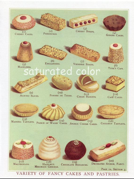 11 British Cakes And Desserts Names Photo - Desserts and Pastries Names, British Cake Names and