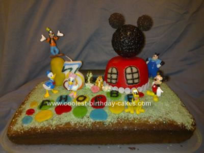 Miraculous 12 Safeway Cakes Mickey Mouse Photo Mickey Mouse Cake Personalised Birthday Cards Epsylily Jamesorg