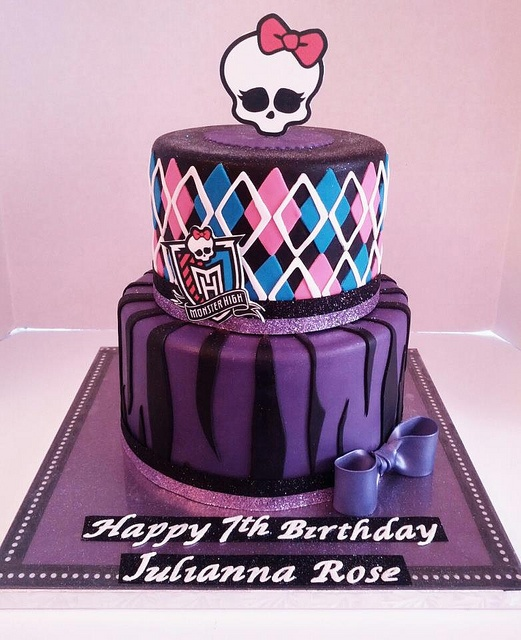 Incredible 10 Monster High Cakes For Birthdays At Food City Photo Monster Funny Birthday Cards Online Alyptdamsfinfo