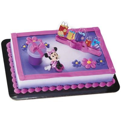 Publix Minnie Mouse Birthday Cake Via My Little Pony