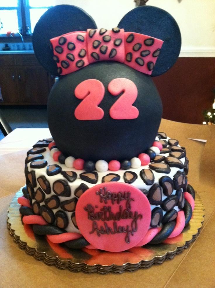 12 22nd Birthday Cakes Disney Photo Disney Up Birthday Cake 22nd