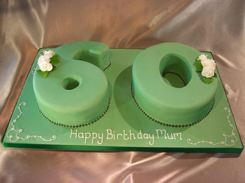60 Birthday Cake Ideas