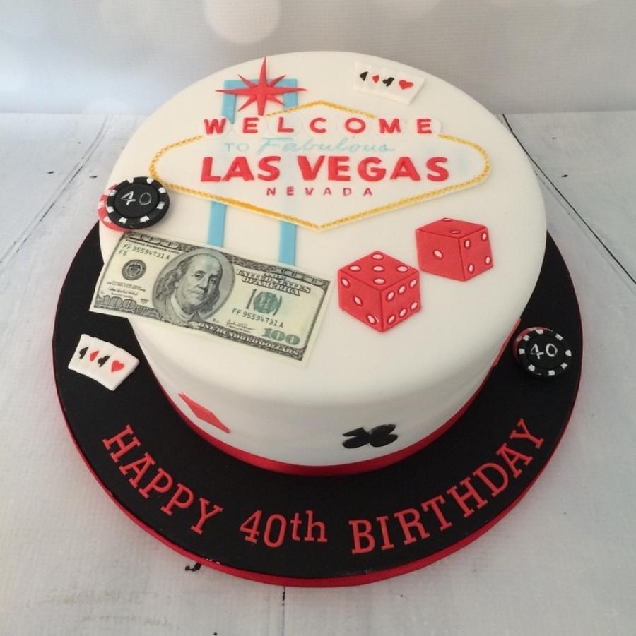 Birthday Cake Las Vegas