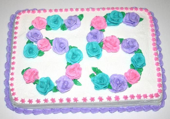 Wondrous 6 Birthday Cakes 55 Years Photo Fabulous 40 Birthday Cake Year Personalised Birthday Cards Paralily Jamesorg