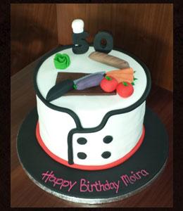 Pleasing 10 Chef Theme 10Th Birthday Cakes Photo Chef Themed Birthday Personalised Birthday Cards Petedlily Jamesorg