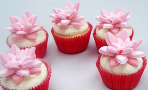 Cupcakes For Girls Birthday Party