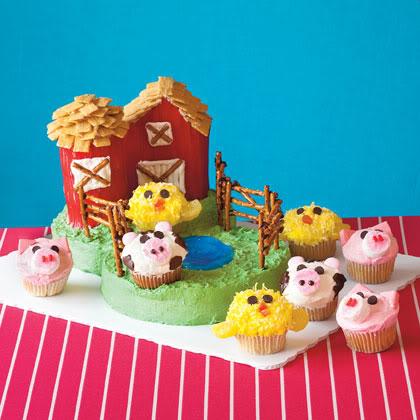 Miraculous 10 Family Fun Birthday Cakes Photo Fun Farm Birthday Cake Fairy Funny Birthday Cards Online Bapapcheapnameinfo