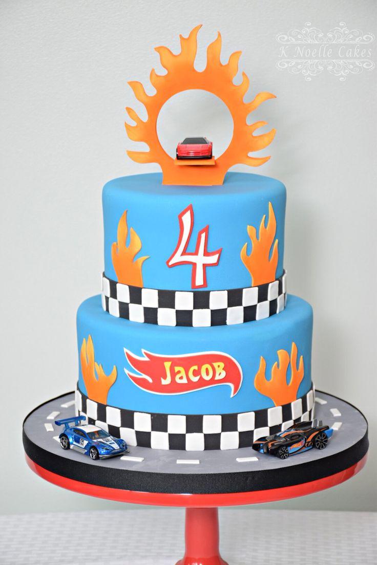 Phenomenal 9 Happy Wheels Cakes Photo Hot Wheels Birthday Party Cake Hot Funny Birthday Cards Online Elaedamsfinfo