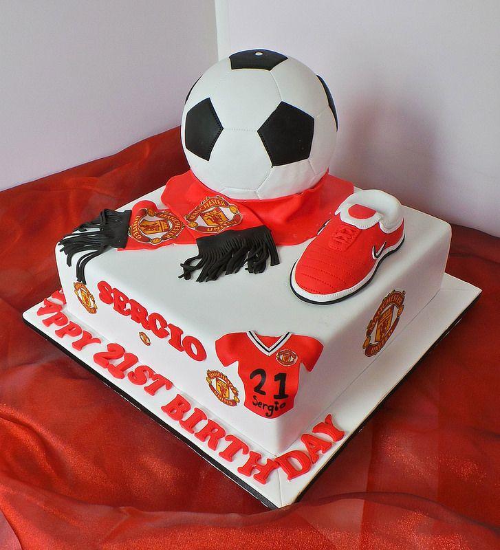 10 Best Football Birthday Cakes For Men Photo Football Birthday