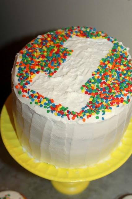 One Year Old Birthday Cake Ideas