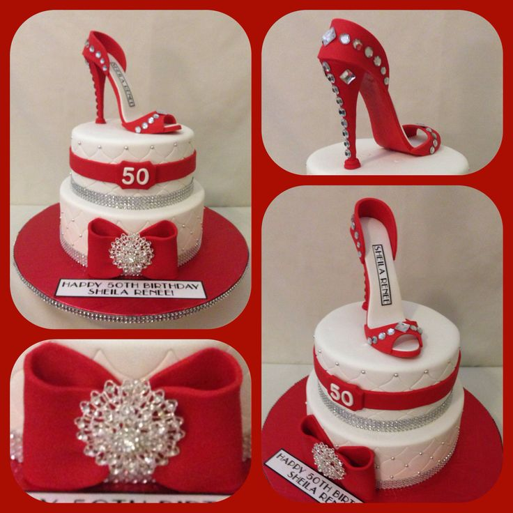 Stupendous 11 2 To 3 Tear Shoes And Purse Cakes Photo Stiletto Shoe Cake Funny Birthday Cards Online Kookostrdamsfinfo