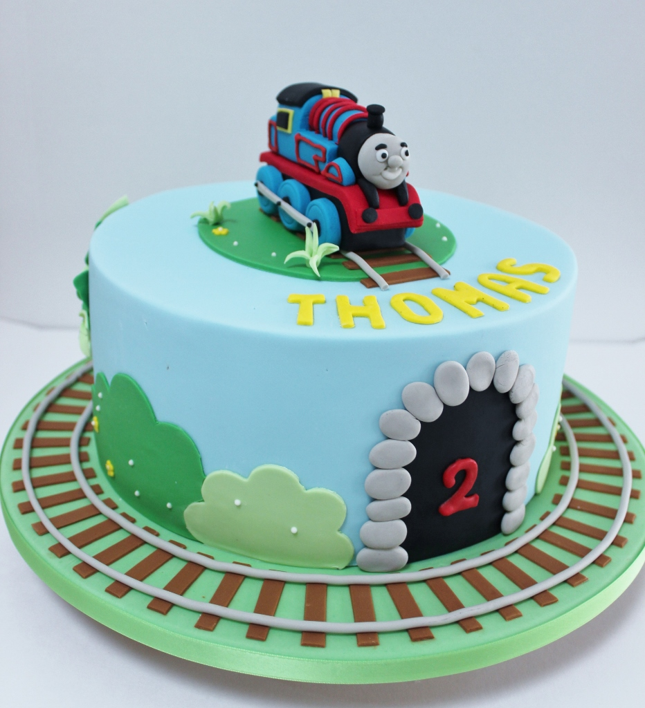 Superb 13 Thomas Bday Cakes Photo Thomas Train Birthday Cake Thomas Personalised Birthday Cards Sponlily Jamesorg