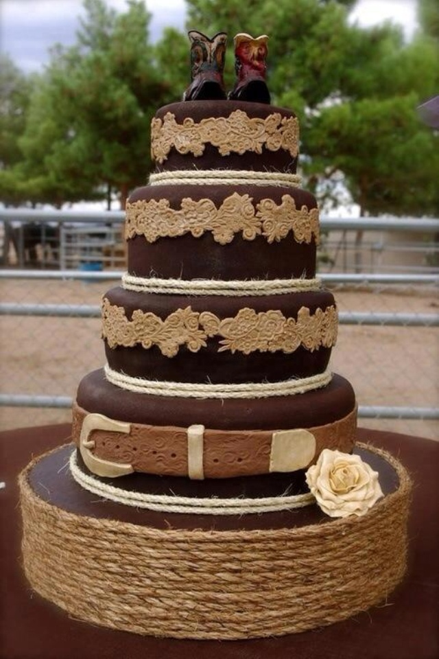 Phenomenal 6 Country Western Cakes And For Men Photo Country Western Themed Funny Birthday Cards Online Barepcheapnameinfo