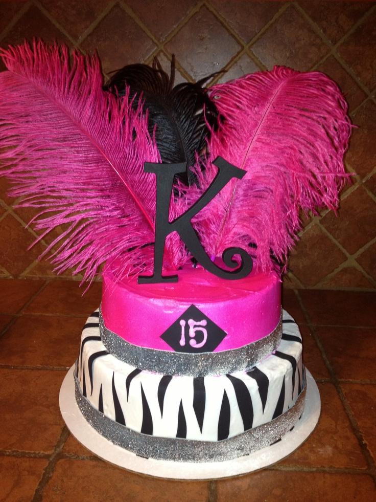 6 15th Birthday Cupcake Cakes For Girls Photo 15th Birthday Cake