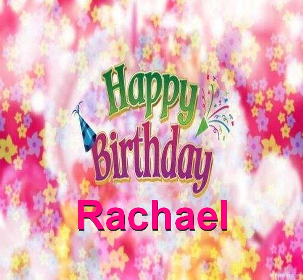 9 Cupcakes That Say Happy Birthday Rachael Photo Happy Birthday