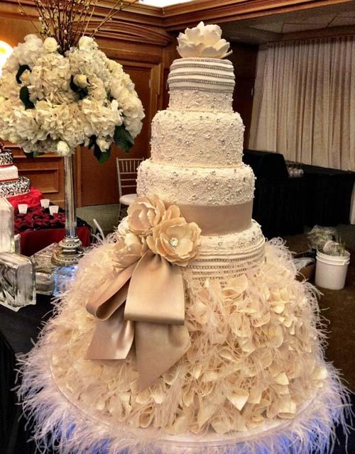 10 Big Royal Wedding Cakes Photo - Royal Wedding Cake Designs, Royal ...
