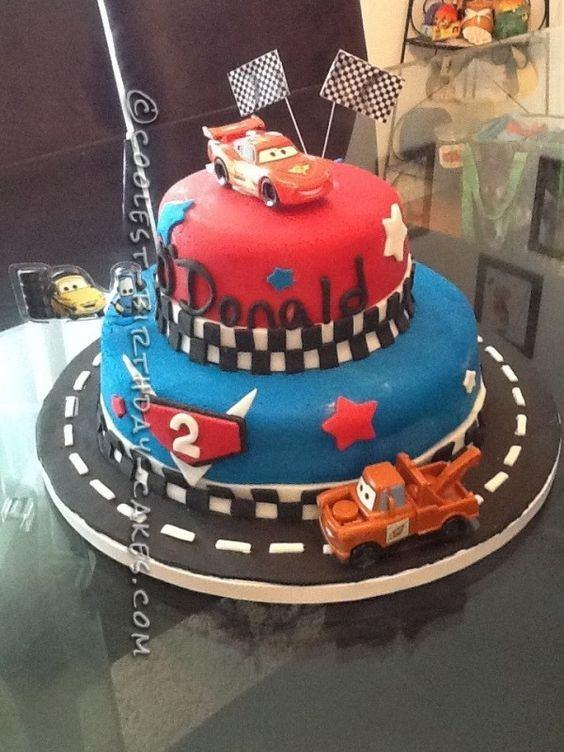 2 Year Old Boy Cake Ideas