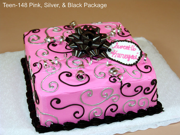 Birthday Cake Ideas For Teen Girls