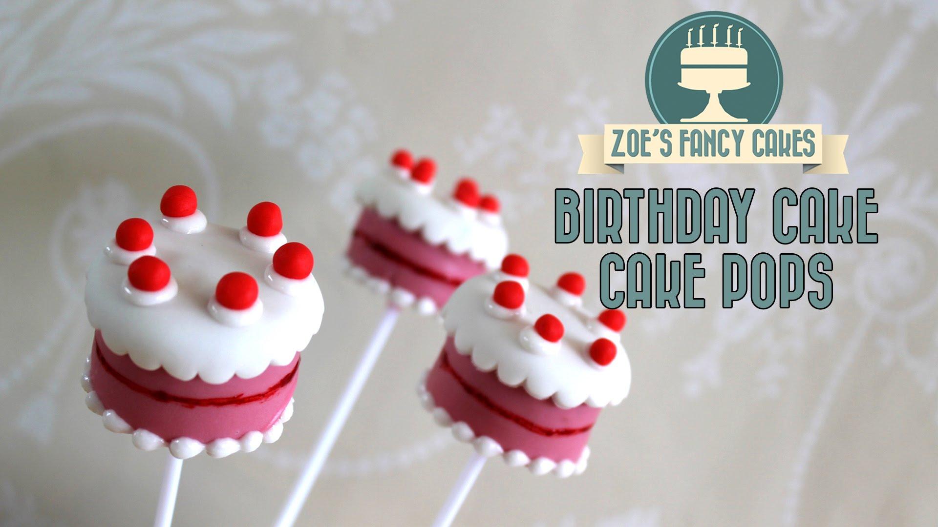Phenomenal 11 Cake Pop Birthday Cakes For Boys Photo Happy 40Th Birthday Personalised Birthday Cards Sponlily Jamesorg