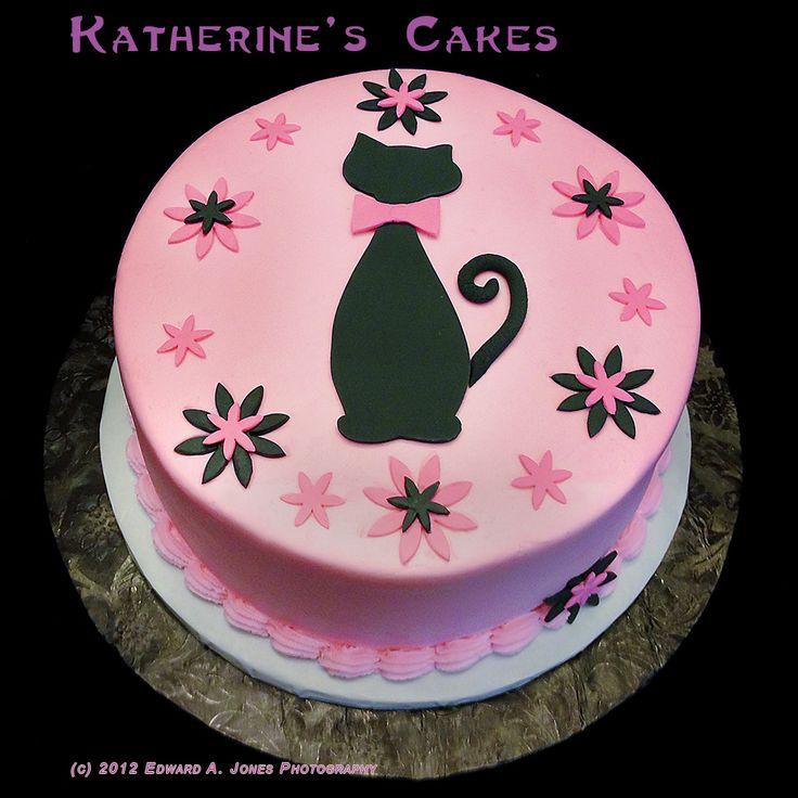 Excellent 9 Adult Birthday Cakes Cats Photo Cat Birthday Cake Cat Funny Birthday Cards Online Fluifree Goldxyz