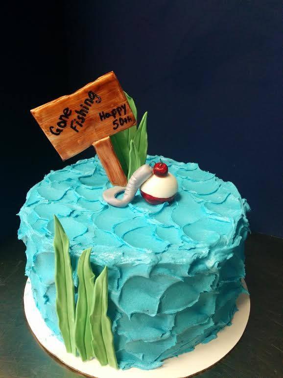11 Fish Fry Birthday Cakes For Men Photo