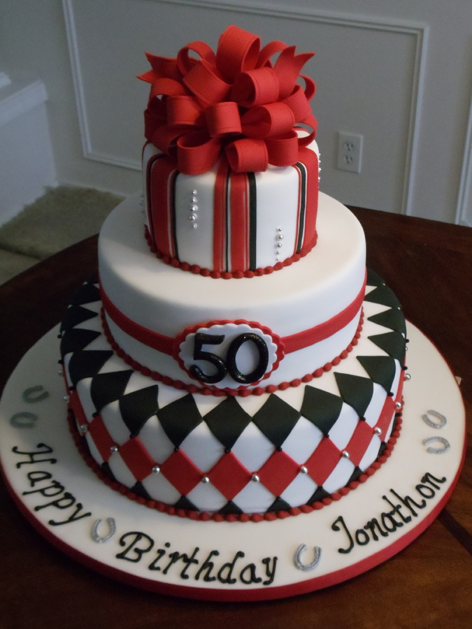 Excellent 5 Cartoon Silver 50Th Birthday Cakes Photo Man 50Th Birthday Personalised Birthday Cards Veneteletsinfo