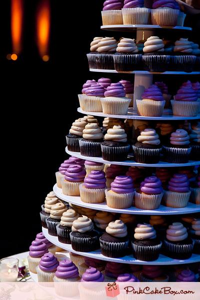 9 Tower Bridge With A Cupcake Wedding Cakes 2 Photo - Rainbow ...